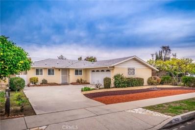1409 Rama Drive, La Puente, CA 91746 - MLS#: SR18293158