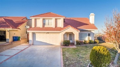 1025 Blossom Court, Palmdale, CA 93551 - MLS#: SR18293306