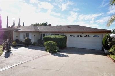 9901 Tunney Avenue, Northridge, CA 91324 - MLS#: SR18293976