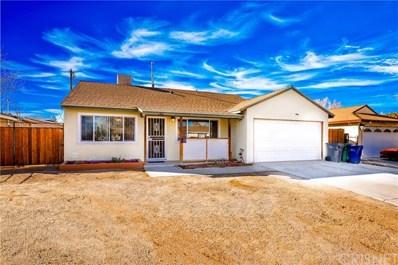 38703 Pond Avenue, Palmdale, CA 93550 - MLS#: SR18293997