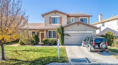 43655 Brandon Thomas Way, Lancaster, CA 93536 - MLS#: SR18294067