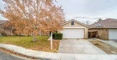 3743 Cedarwood Court, Rosamond, CA 93560 - MLS#: SR18295248