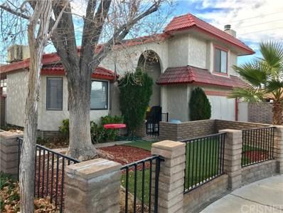 856 W Avenue J10, Lancaster, CA 93534 - MLS#: SR18296083