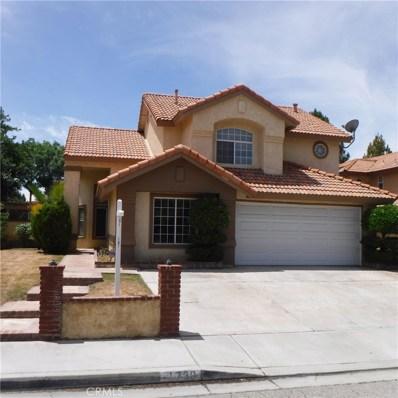 1730 Mesa Drive, Lancaster, CA 93535 - MLS#: SR18296179