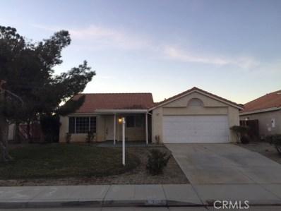 3542 San Jacinto Avenue, Rosamond, CA 93560 - MLS#: SR18296518