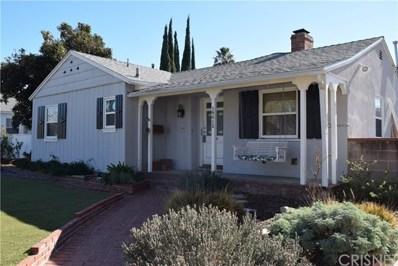 18612 Sunburst Street, Northridge, CA 91324 - MLS#: SR18297529