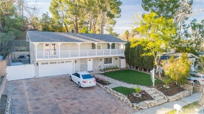 26449 Whispering Leaves Drive, Newhall, CA 91321 - MLS#: SR18297724