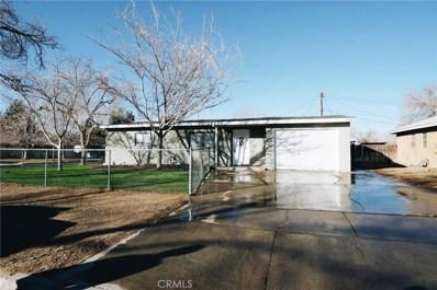 1145 W Norberry Street, Lancaster, CA 93534 - MLS#: SR18297903