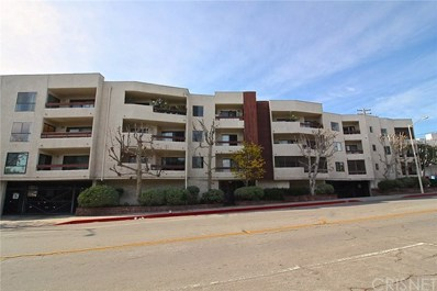 1037 N Vista Street UNIT 203, West Hollywood, CA 90046 - MLS#: SR19000051