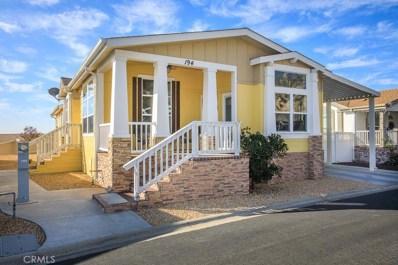 15455 Glenoaks Boulevard UNIT 194, Sylmar, CA 91342 - MLS#: SR19000405