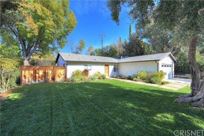 5530 Irondale Avenue, Woodland Hills, CA 91367 - MLS#: SR19000415