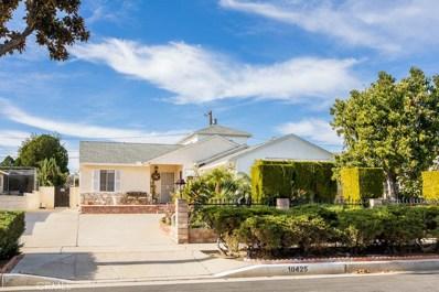10425 Dempsey Avenue, Granada Hills, CA 91344 - MLS#: SR19000465