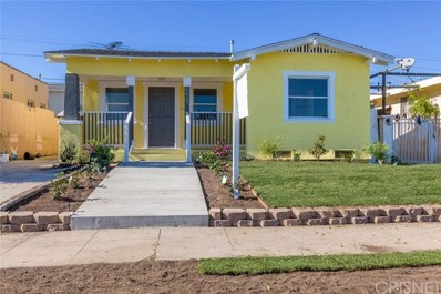 6427 Madden Avenue, Park Hills Heights, CA 90043 - MLS#: SR19001010