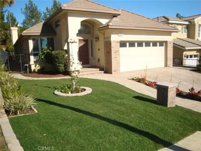 20641 BERGAMO Way, Porter Ranch, CA 91326 - MLS#: SR19001625