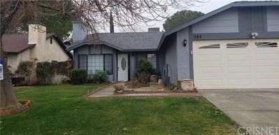 544 E Avenue J9, Lancaster, CA 93535 - MLS#: SR19001670