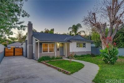 5937 Ranchito Avenue, Valley Glen, CA 91401 - MLS#: SR19001704