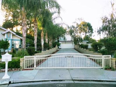 27855 Alder Glen Circle, Valencia, CA 91354 - MLS#: SR19001795