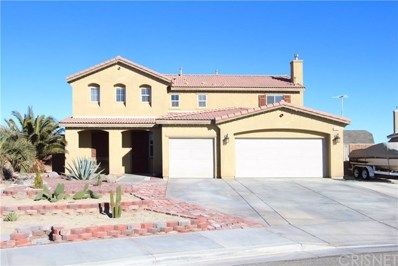 2333 Alpaca Avenue, Rosamond, CA 93560 - MLS#: SR19001884
