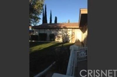 45356 17th Street W, Lancaster, CA 93534 - MLS#: SR19001950
