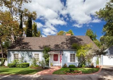 23119 Ostronic Drive, Woodland Hills, CA 91367 - MLS#: SR19002208