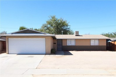 38615 Lilacview Avenue, Palmdale, CA 93550 - MLS#: SR19002481