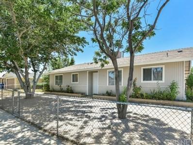 828 W Avenue H6, Lancaster, CA 93534 - MLS#: SR19002514
