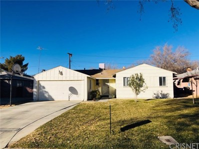1459 Kerrick Street, Lancaster, CA 93534 - MLS#: SR19002741