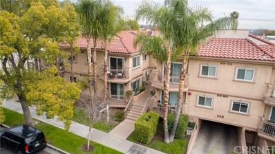 550 E Santa Anita Avenue UNIT 105, Burbank, CA 91501 - MLS#: SR19002902