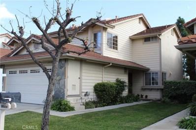 19502 Crystal Ridge Lane, Porter Ranch, CA 91326 - MLS#: SR19003337