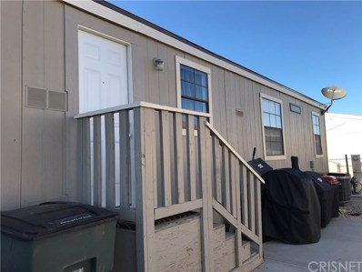 1550 W 20th Street UNIT 41, Rosamond, CA 93560 - MLS#: SR19003421