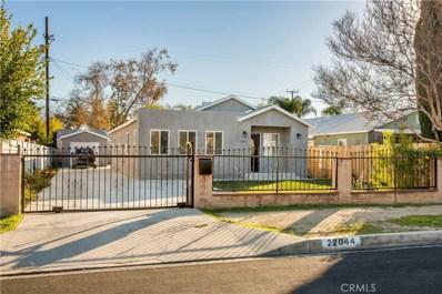 22044 Valerio Street, Canoga Park, CA 91303 - MLS#: SR19003535