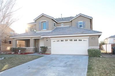 36501 Eveningside Drive, Palmdale, CA 93552 - MLS#: SR19003674