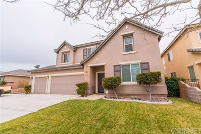 44627 Painted Desert Street, Lancaster, CA 93536 - MLS#: SR19003676