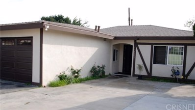 10736 Saticoy Street, Sun Valley, CA 91352 - MLS#: SR19003701