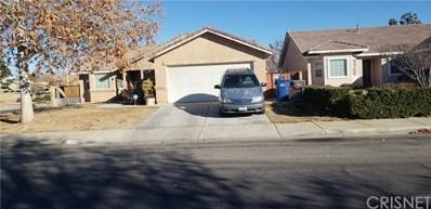 44962 Fenhold Street, Lancaster, CA 93535 - MLS#: SR19004059