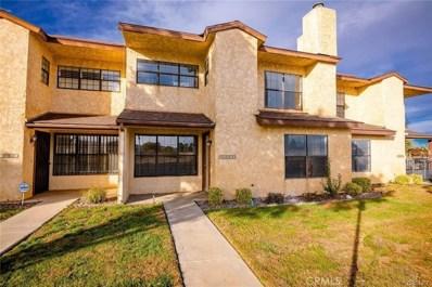 42803 15th Street W UNIT 8, Lancaster, CA 93534 - MLS#: SR19004686