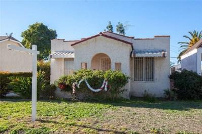 2115 S Cochran Avenue, Los Angeles, CA 90016 - MLS#: SR19005287