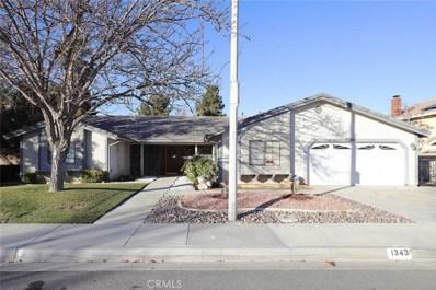 1343 Caren Court, Lancaster, CA 93534 - MLS#: SR19005292