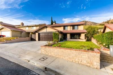 13966 Saddle Ridge Road, Sylmar, CA 91342 - MLS#: SR19005350