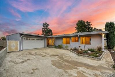 9515 Crystal View Drive, Tujunga, CA 91042 - MLS#: SR19005663