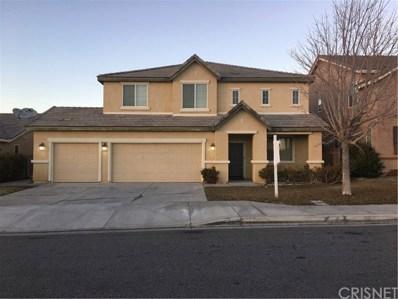 3045 W Newgrove Street, Lancaster, CA 93536 - MLS#: SR19006117