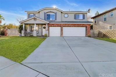 3512 Parkmeadow Court, Palmdale, CA 93551 - MLS#: SR19006199