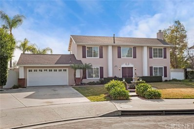 8031 Melba Avenue, West Hills, CA 91304 - MLS#: SR19006418