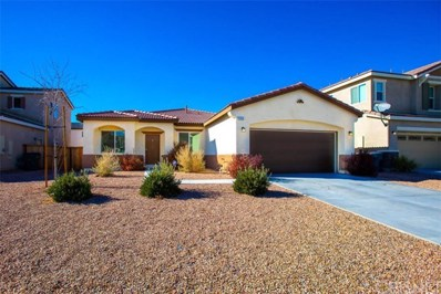 2525 San Madrid Way, Rosamond, CA 93560 - MLS#: SR19006599