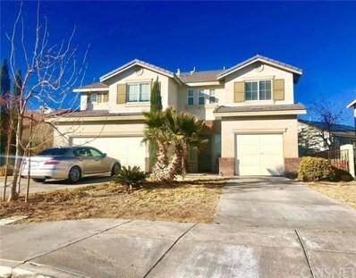 4659 Spice Street, Lancaster, CA 93536 - MLS#: SR19007010