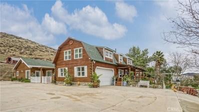 8601 Wildflower Lane, Agua Dulce, CA 91390 - MLS#: SR19007417