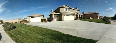 2535 Duomo Street, Palmdale, CA 93550 - MLS#: SR19007519