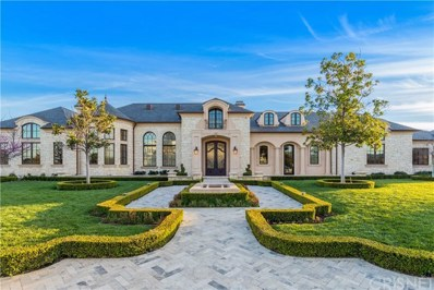 24100 HIDDEN RIDGE Road, Hidden Hills, CA 91302 - MLS#: SR19007653