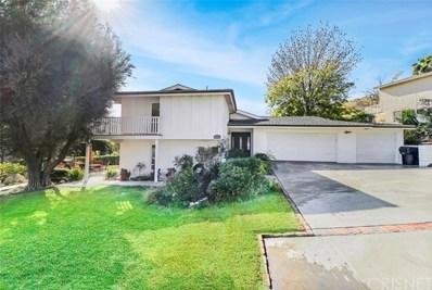 18906 Tenderfoot Trail Road, Newhall, CA 91321 - MLS#: SR19007840