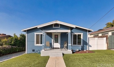 1419 Mount Pleasant Street, Los Angeles, CA 90042 - MLS#: SR19007866